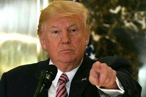 Trump bị cáo buộc ra lệnh ám sát Tổng thống Syria