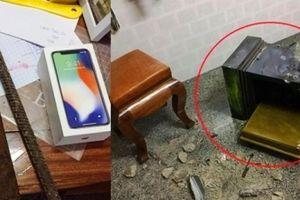 Trộm đột nhập nhà nữ giám đốc, phá két khoắng sạch 9 cây vàng