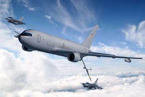 Không quân Mỹ sẽ sớm nhận 'Thùng xăng bay' KC-46A