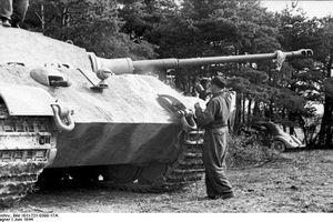 Giải mã cỗ xe tăng được Đức quốc xã vô cùng kỳ vọng