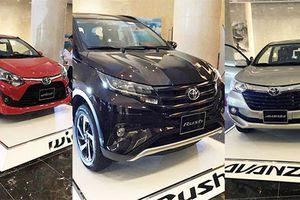 Toyota Việt Nam sắp ra mắt bộ 3 xe nhập khẩu giá rẻ