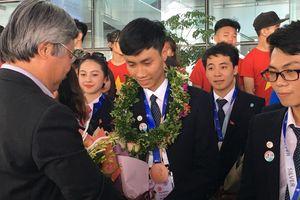 Thi tay nghề ASEAN: Tổng số điểm của Việt Nam chỉ sau Thái Lan