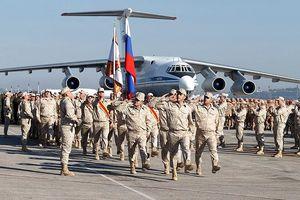 Nga tham chiến ở Syria: Những con số thống kê ấn tượng