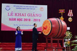 Chủ tịch nước Trần Đại Quang: Phát huy văn hóa đọc, nâng cao ngoại ngữ