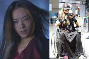 Xót xa hình ảnh gầy gò, ngồi xe lăn của 'Mai Siêu Phong' Dương Lệ Bình