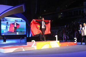Việt Nam đạt 7 huy chương vàng thi tay nghề ASEAN