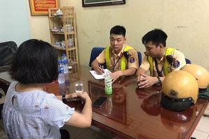 Trong 2 ngày CSGT Hà Nội kịp thời ngăn chặn 2 vụ nhảy cầu tự tử