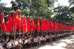 Nghệ An: Gần 800.000 học sinh hồ hởi bước vào năm học mới