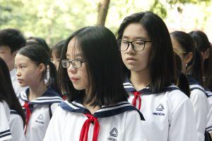 Lễ khai giảng đặc biệt của trường Lương Thế Vinh
