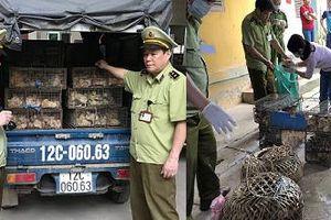 'Nóng' tình trạng gia cầm giống nhập lậu từ Trung Quốc tuồn vào nội địa