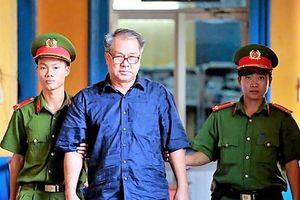 Kháng nghị không áp dụng 'hình phạt tù cho hưởng án treo' đối với 4 bị cáo trong vụ án Phạm Công Danh