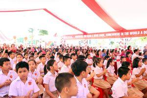 Ngày hội 'Lan tỏa tri thức toàn cầu' tại trường Hội nhập quốc tế iSchool