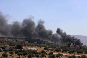 Mỹ tung cảnh báo tới tấp, Nga ném bom, chiến trường Syria sắp bùng nổ?