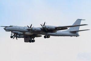 Nhật triển khai tiêm kích ngăn chặn máy bay trinh sát biển của Nga