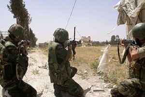 Quân đội Syria đánh IS bạt vía tại vùng sa mạc Sweida