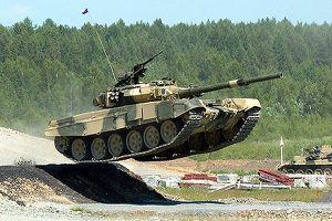 Tăng Т-90МS Nga thực chiến Syria 'ăn đứt' niềm tự hào Trung Quốc?