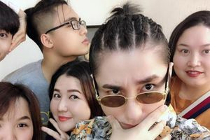 Sơn Tùng lại khiến fan 'nháo nhác' với mái tóc tết cực chất