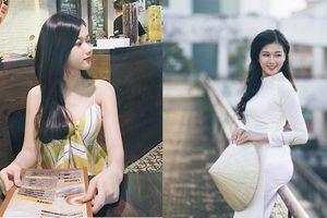 Cận cảnh vẻ đẹp mong manh của cô nàng xứ Quảng được đồn là người yêu của 'thánh lầy' Đức Chinh