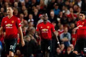 4 ngôi sao mưu đồ 'đảo chính' Mourinho, M.U đại loạn