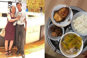 Bố chồng của năm: Nấu cơm ngon, chăm con dâu ở cữ