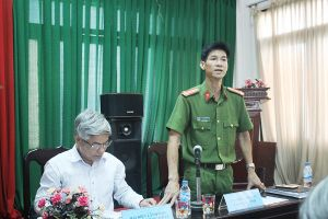 Quảng Ngãi: Tạm giữ 9 đối tượng gây rối, phản đối nhà máy rác