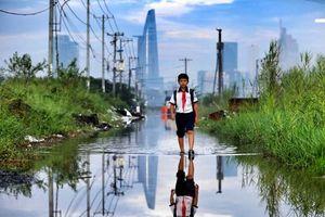Mảnh ghép xã hội nhìn từ con đường đến trường