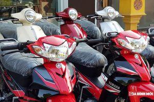 Bảng giá xe máy Yamaha tháng 9/2018: Exciter hạ nhiệt, nhiều mẫu xe giảm mạnh