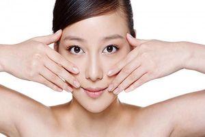 Sở hữu gương mặt V-line không đụng 'dao kéo' chỉ với 9 động tác massage đơn giản