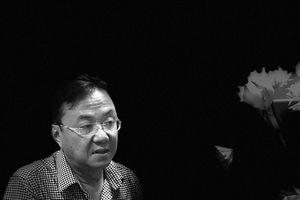 Nhà thơ Hồng Thanh Quang 'Chuẩn bị tâm thế để bước vào mùa đông của cuộc đời'