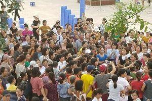 Sở GDĐT Hà Nội vào cuộc vụ Trường Tiểu học Sơn Đồng bị tố 'lạm thu'