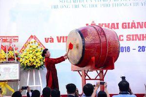 TP. Hồ Chí Minh cần tận dụng tốt các lợi thế của mình để đi đầu trong phát triển giáo dục và đào tạo