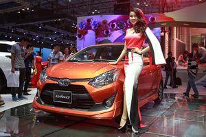 Toyota Việt Nam chuẩn bị trình làng 03 mẫu xe giá rẻ hoàn toàn mới