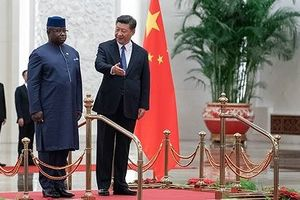 Trung Quốc và châu Phi nhất trí xây dựng cộng đồng chung vận mệnh