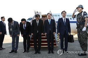 Nhà lãnh đạo Triều Tiên tiếp phái đoàn quan chức Hàn Quốc