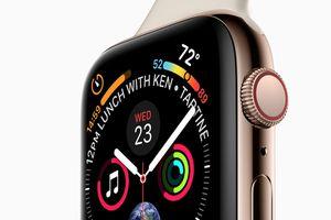Apple Watch tương lai sẽ trang bị màn hình always-on