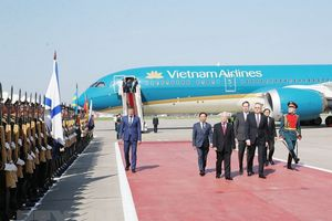 TASS: Quan hệ Việt Nam-Nga phát triển thành công dựa trên truyền thống lâu đời