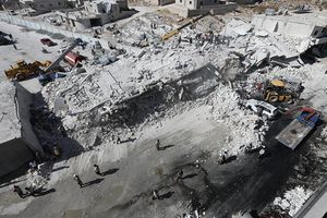 Nóng Syria, sẵn sàng đòn giáng không kích từ Pháp