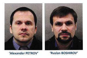 Anh công bố danh tính 2 nghi can vụ đầu độc cựu điệp viên Sergei Skripal