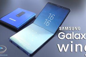 Smartphone gập của Samsung