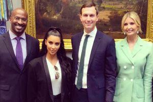 Kim 'siêu vòng ba' lại đến Nhà Trắng, gặp con rể ông Trump