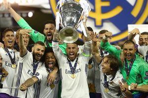 Real Madrid: Chi ít, nhiều sao, nhiều danh hiệu Champions League