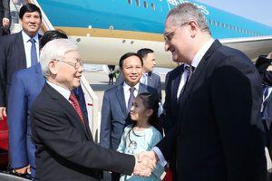 Tạo đột phá thực sự trong hợp tác kinh tế thương mại Việt-Nga