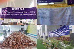 Vụ trường học bị đổ gạch, cát ở Hà Nội: Tình hình tồi tệ hơn sau khi Sở GDĐT vào cuộc