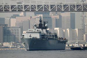 Trung Quốc tức tối khi tàu chiến Anh áp sát Hoàng Sa