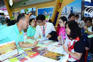Khai mạc Hội chợ du lịch quốc tế TP Hồ Chí Minh lần thứ 14