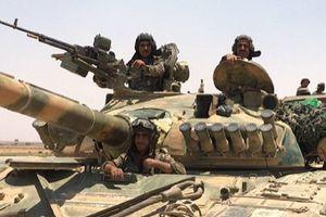 Quân đội Syria sẵn sàng tấn công thành trì phiến quân ở Idlib