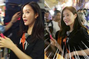 Hyomin nhóm T-ara bị chửi bới khi trả giá ở chợ Bến Thành