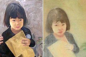 Nghi vấn tranh giả chữ ký họa sĩ Giáng Hương: Nhà đấu giá quanh co