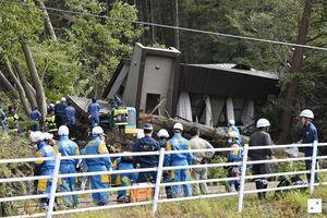 Sau siêu bão, Nhật lại hứng chịu động đất