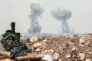 Không quân Nga và Syria bắt đầu tấn công Idlib